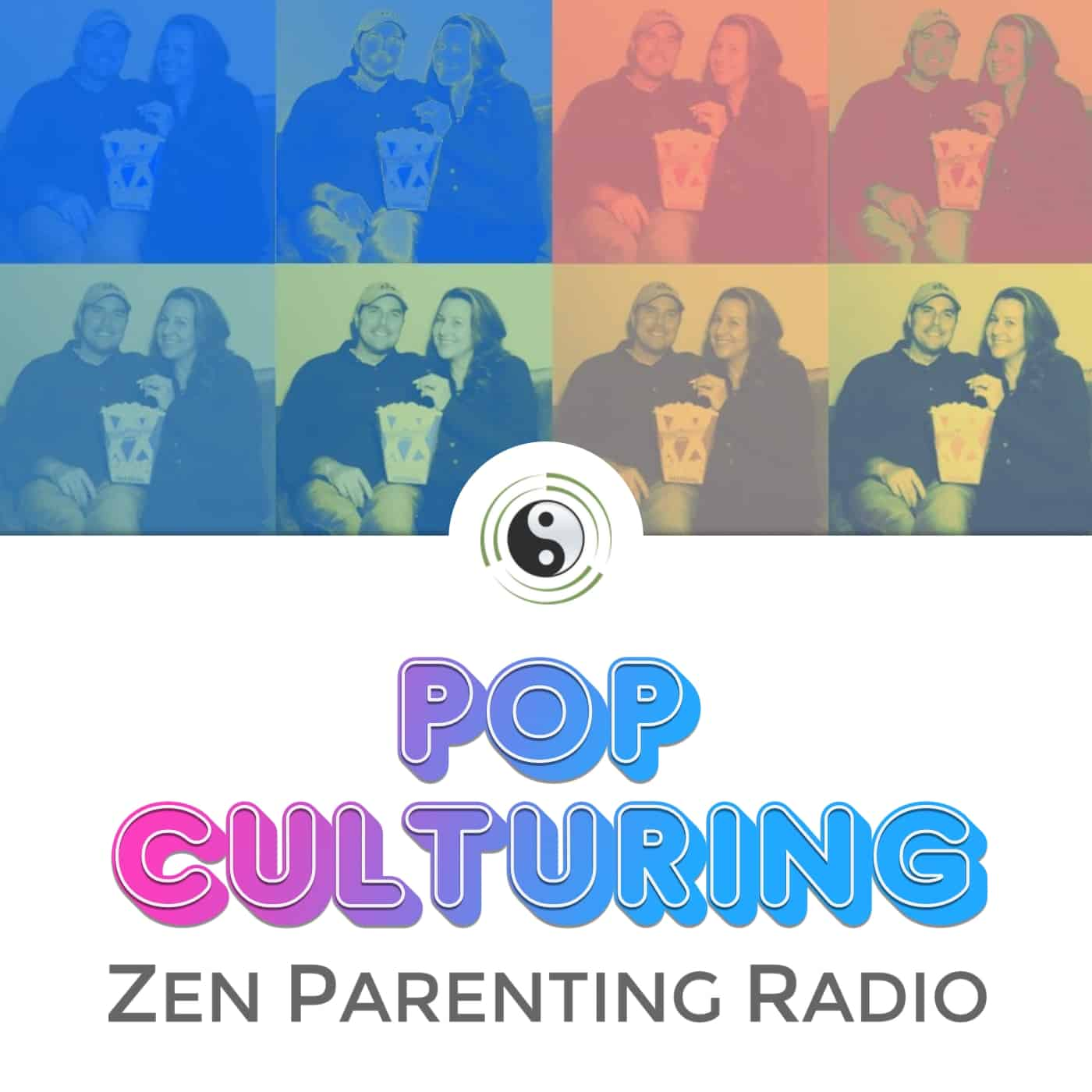 Pop Culturing Podcast Artwork